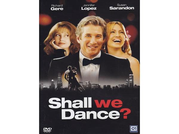 画像1: イタリア語などで観るリチャード・ギアの「Shall We Dance?」 DVD  【B1】【B2】