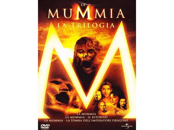 画像1: イタリア語などで観る「ハムナプトラ・シリーズ」 DVD 3枚組【B2】【C1】