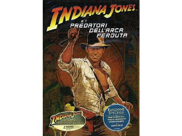 画像1: イタリア語などで観る「インディ・ジョーンズ レイダース/失われたアーク《聖櫃》」 DVD 【A2】【B1】