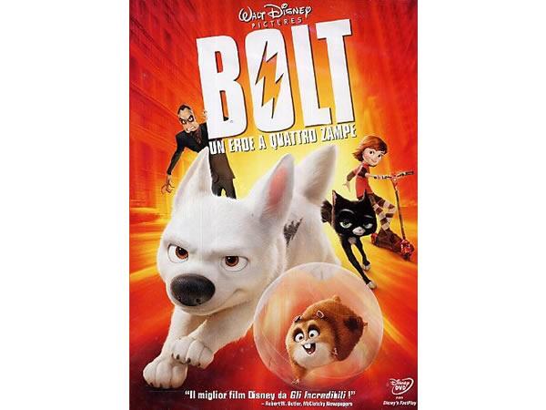 画像1: イタリア語などで観るディズニーの「ボルト」 DVD【A2】【B1】