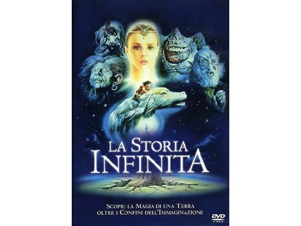 画像1: イタリア語、英語などで観るバレット・オリバーの「ネバーエンディング・ストーリー」 DVD 【B1】【B2】【C1】