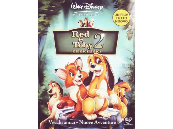画像1: イタリア語などで観るディズニーの「きつねと猟犬2 トッドとコッパーの大冒険」 DVD 【A2】【B1】