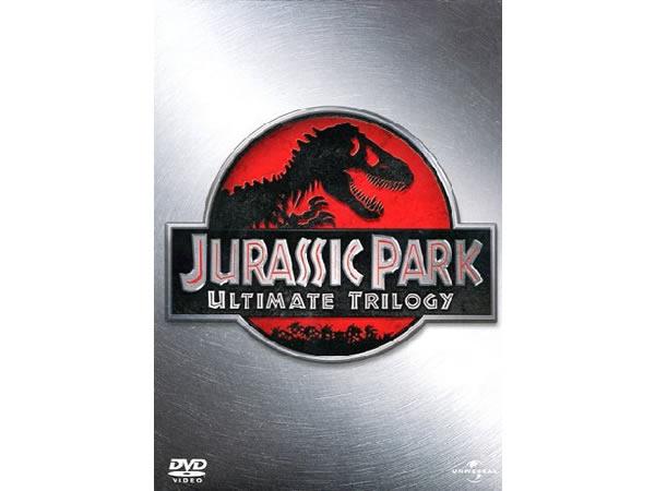 画像1: イタリア語などで観る「ジュラシック・パーク アルティメット・トリロジー」 DVD【B1】【B2】