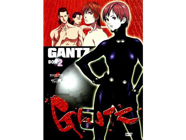 画像1: イタリア語で観る、奥浩哉の「GANTZ Box 02」 DVD 3枚組【B1】【B2】