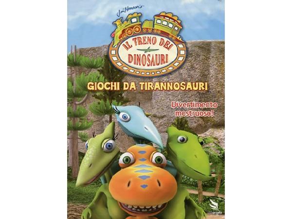 画像1: イタリア語などで観る「ダイナソー・トレイン Giochi Da Tirannosauri」 DVD【B1】【B2】【C1】