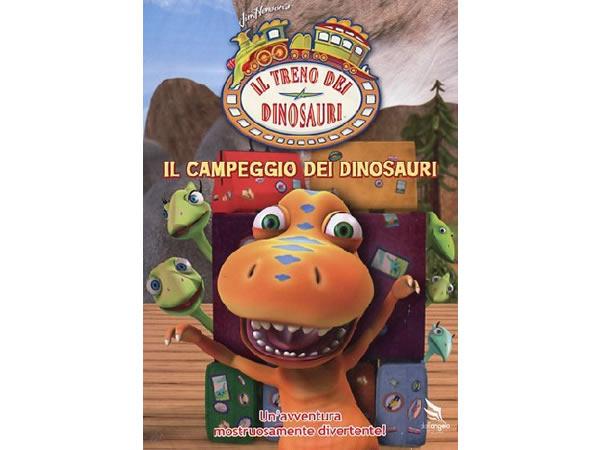 画像1: イタリア語などで観る「ダイナソー・トレイン Il Campeggio Dei Dinosauri」 DVD【B1】【B2】【C1】