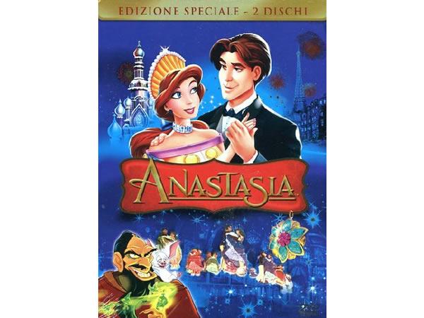 画像1: イタリア語などで観る「アナスタシア」 DVD 2枚組【A2】【B1】
