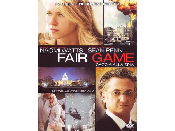 画像1: イタリア語などで観るダグ・リーマンの「フェア・ゲーム」 DVD  【B1】【B2】