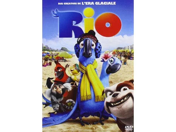 画像1: イタリア語などで観る「ブルー 初めての空へ Rio」 DVD【B1】【B2】
