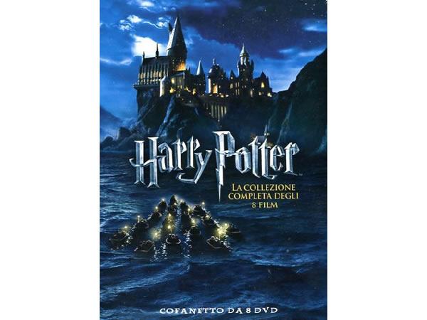 画像1: イタリア語などで観るダニエル・ラドクリフの「ハリー・ポッター コンプリート セット」 DVD 8枚組  【B1】【B2】