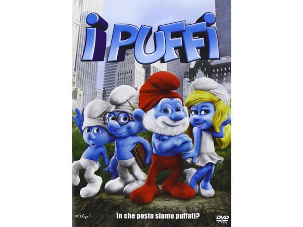 画像1: イタリア語で観るピエール・クリフォールの「スマーフ I Puffi」 DVD【B1】【B2】【C1】