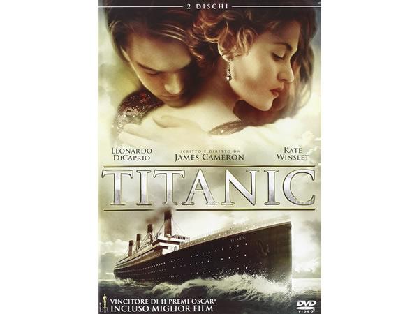 画像1: イタリア語などで観る「タイタニック」 DVD 2枚組【A2】【B1】【B2】