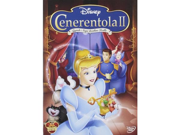 画像1: イタリア語などで観るディズニーの「シンデレラII」 DVD【A2】【B1】