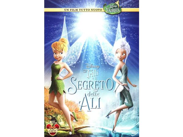 イタリア語などで観るディズニーの「ティンカー・ベルと流れ星の伝説」DVD