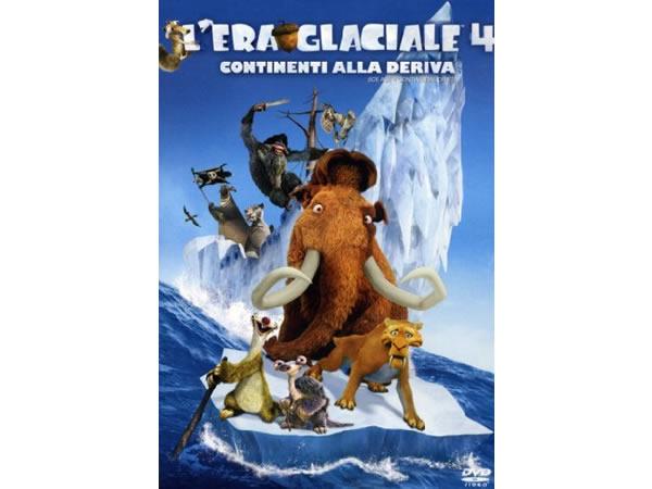 画像1: イタリア語などで観る「アイス・エイジ4/パイレーツ大冒険」 DVD【B1】【B2】【C1】