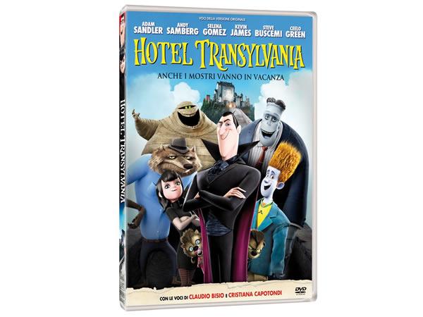 画像1: イタリア語などで観る「モンスター・ホテル」 DVD【B1】【B2】