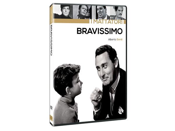 画像1: イタリア語で観るイタリア映画 アルベルト・ソルディ 「Bravissimo」 DVD  【B2】【C1】