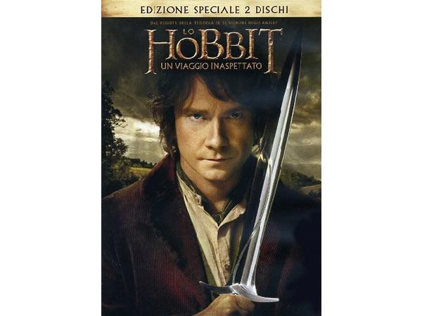 画像1: イタリア語などで観るピーター・ジャクソンの「ホビット」DVD 2枚組 【B2】【C1】