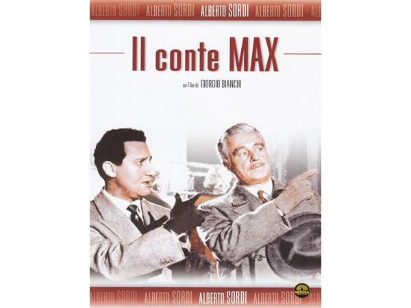 画像1: イタリア語で観るイタリア映画 アルベルト・ソルディ 「Il Conte Max」 DVD  【B2】【C1】