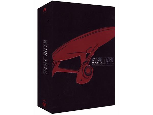 画像1: イタリア語などで観る「スタートレック Stardate Collection」 DVD 12枚組  【B1】【B2】