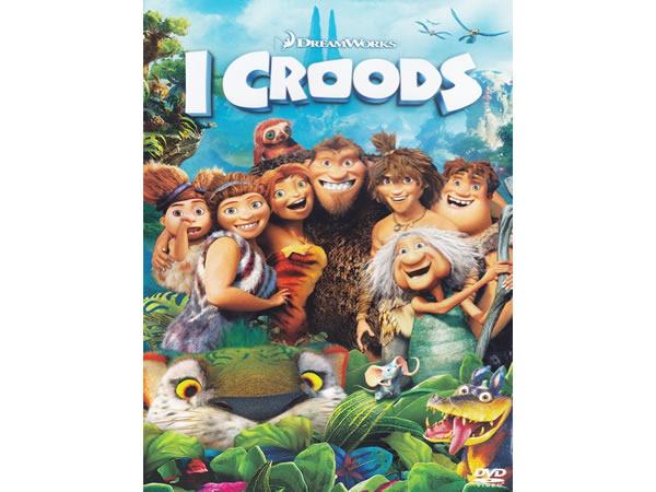 画像1: イタリア語などで観る「クルードさんちのはじめての冒険」 DVD【B1】【B2】【C1】