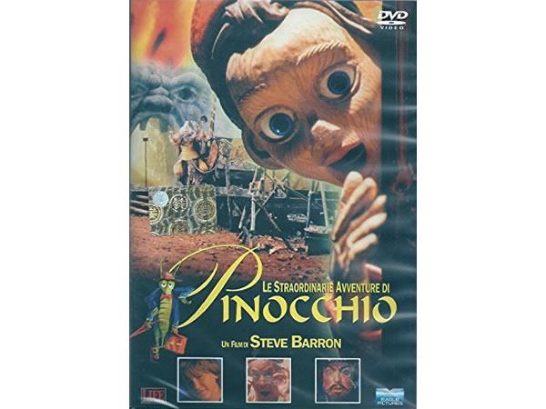 画像1: イタリア語で観るスティーブ・バロンの「ピノッキオの冒険」 DVD  ピノキオ【B1】【B2】