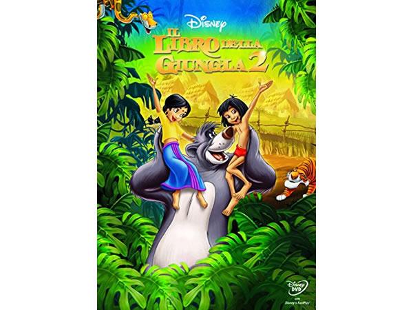 画像1: イタリア語などで観るスティーヴ・トレンバースの「ジャングル・ブック2」 DVD【B1】【B2】