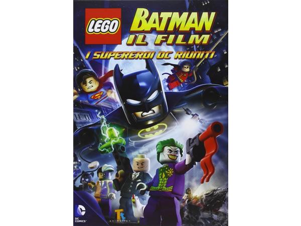 画像1: イタリア語などで観る「LEGO(R)バットマン:ザ・ムービー」 DVD【B1】【B2】【C1】