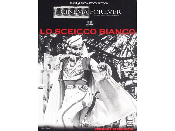 画像1: イタリア語で観るイタリア映画 アルベルト・ソルディ&フェデリコ・フェリーニ 「Lo Sceicco Bianco」 DVD  【B2】【C1】