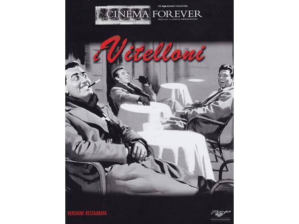 画像1: イタリア語で観るイタリア映画 アルベルト・ソルディ 「青春群像 I Vitelloni」 DVD  【B2】【C1】