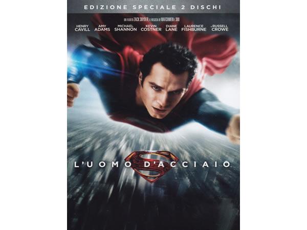 画像1: イタリア語などで観るザック・スナイダーの「マン・オブ・スティール」 DVD  【B1】【B2】
