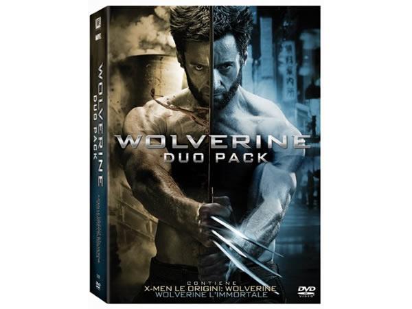 画像1: イタリア語などで観るヒュー・ジャックマンの「ウルヴァリン: X-MEN ZERO SAMURAI」2枚組 DVD  【B1】【B2】