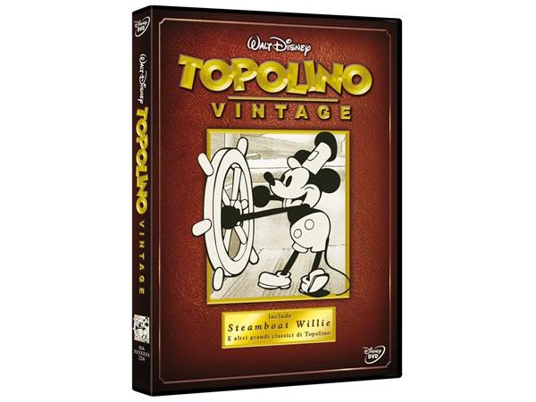画像1: イタリア語などで観る「ミッキーマウス ヴィンテージ」 DVD【B1】【B2】