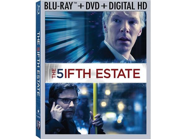 画像1: 英語などで観るベネディクト・カンバーバッチの「フィフス・エステート/世界から狙われた男」 Blu-ray【C1】【C2】