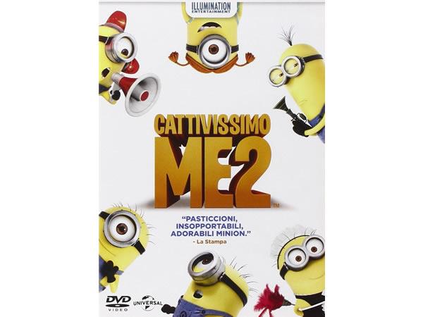 画像1: イタリア語などで観る「怪盗グルーのミニオン危機一発」 DVD【B1】【B2】【C1】