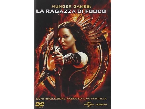画像1: イタリア語、英語で観るスーザン・コリンズの「ハンガー・ゲーム2」 DVD  【B1】【B2】