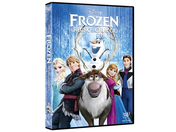 画像1: イタリア語などで観る「アナと雪の女王」 DVD【B1】【B2】【C1】