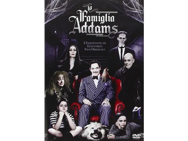 画像1: イタリア語などで観るクリスティーナ・リッチの「アダムス・ファミリー」 DVD  【B1】【B2】