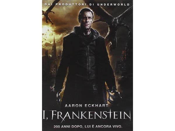画像1: イタリア語などで観るアーロン・エッカートの「アイ・フランケンシュタイン」 DVD  【B1】【B2】