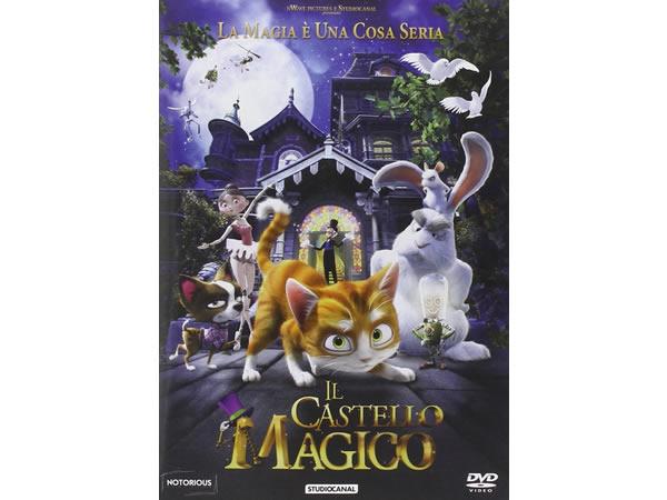 画像1: イタリア語などで観る「Il Castello Magico」 DVD【B1】【B2】