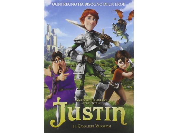 画像1: イタリア語などで観る、マヌエル・シチリアの「ジャスティンと勇気の騎士の物語」 DVD【B1】【B2】【C1】
