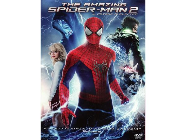 画像1: イタリア語、英語で観るアンドリュー・ガーフィールドの「アメイジング・スパイダーマン 2」 DVD  【B1】【B2】