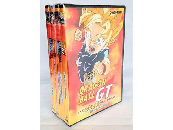 画像1: イタリア語で観る、鳥山明の「ドラゴンボール」ムービーコレクション vol.2 DVD 4枚組 【B1】