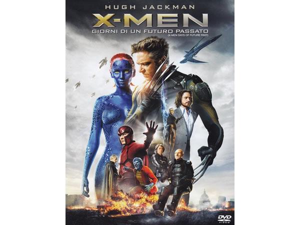 画像1: イタリア語などで観るヒュー・ジャックマンの「X-MEN:フューチャー&パスト」 DVD  【B1】【B2】