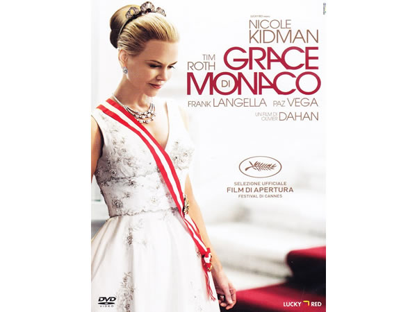 画像1: イタリア語などで観るニコール・キッドマンの「グレース・オブ・モナコ 公妃の切り札」 DVD  【B1】【B2】