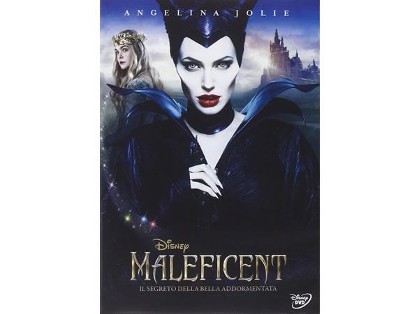 画像1: イタリア語などで観るアンジェリーナ・ジョリーの「マレフィセント」 DVD  【B1】【B2】