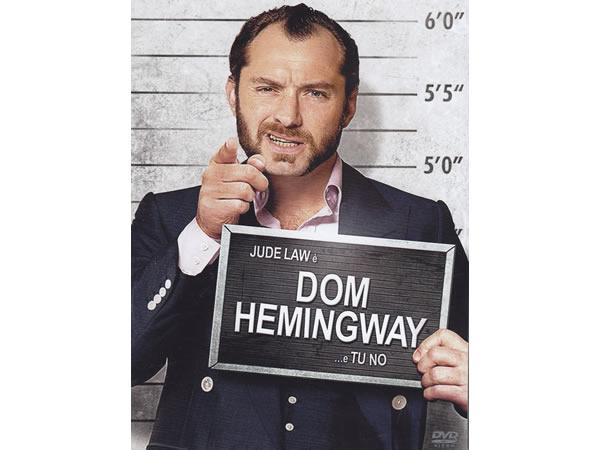 画像1: イタリア語、英語で観るジュード・ロウの「ドム・ヘミングウェイ」 DVD  【B1】【B2】