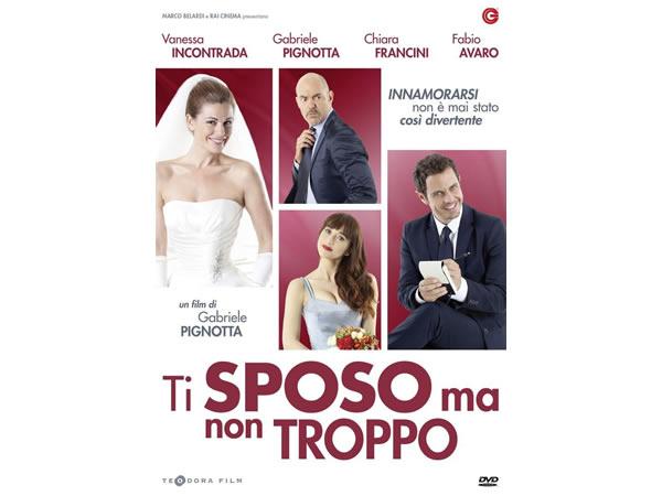 画像1: イタリア語で観るイタリア映画「Ti Sposo Ma Non Troppo」 DVD【B2】【C1】