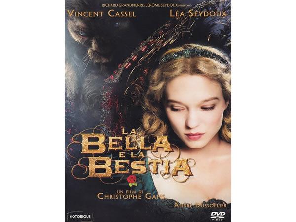 画像1: イタリア語などで観るヴァンサン・カッセルの「美女と野獣」 DVD  【B1】【B2】