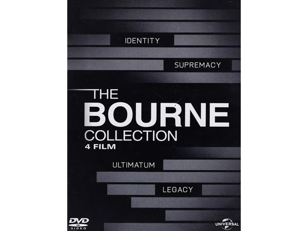 画像1: イタリア語などで観る「ボーンシリーズ・コレクション」 DVD 4枚組【B1】【B2】